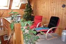 Zimmer Tramm Mecklenburger Seenplatte Saunaruhestühle