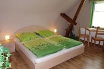 Zimmer Tramm Mecklenburger Seenplatte Schlafzimmer 1
