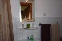 Zimmer Tramm Mecklenburger Seenplatte Badezimmer
