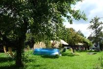 Zimmer Tramm Mecklenburger Seenplatte Garten