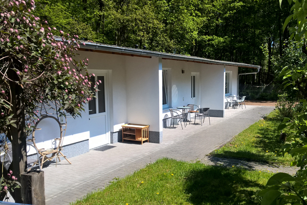 Ferienhaus Sassnitz Rügen Hausansicht