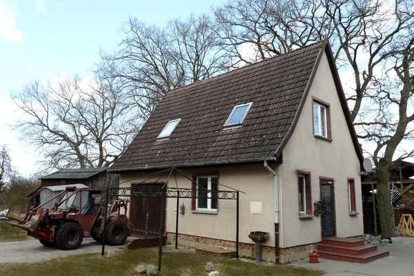 Ferienhaus Dabel Holzendorfer See Haus