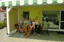 Ferienhaus Dabel Holzendorfer See Danke für den schönen Urlaub