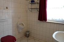 Ferienhaus Fleesensee WC