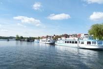 Malchow Fahrgastschifffahrt Drehbrücke