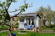 Ferienwohnung Malchow Gartenlaube