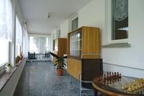 Ferienhaus Malchow Fleesensee Veranda