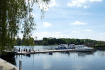 Malchow Fleesensee Hafen