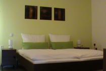 Ferienwohnung Krakow am See Krakower See Schlafzimmer