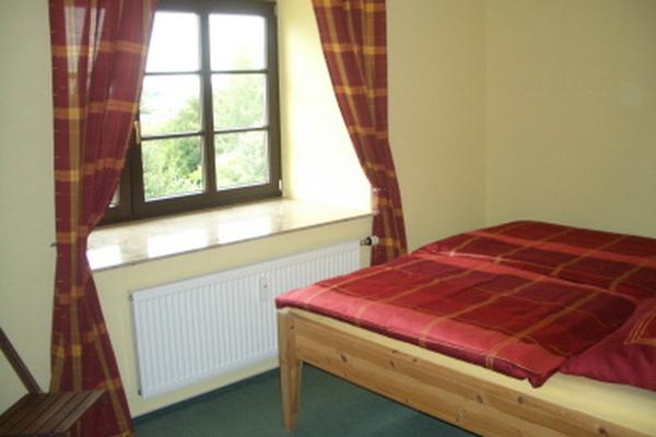 Ferienwohnung Land Fleesensee Göhren Lebbin Schlafzimmer