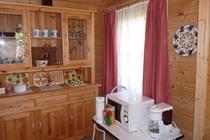 Ferienhaus Tribsees Küchenbuffet