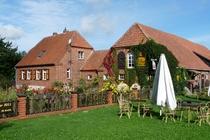 Ferienwohnung Wredenhagen Mecklenburgische Seenplatte Garten