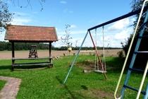 Ferienwohnung Wredenhagen Mecklenburgische Seenplatte Spielplatz