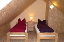 Ferienhaus Fleesensee Untergöhren Schlafboden