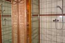 Ferienwohnung Fleesensee Silz Sauna Dusche