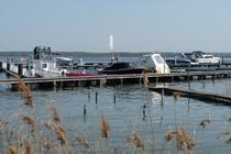 Fleesensee Untergöhren Hafen Steg