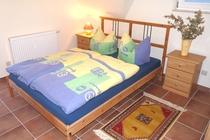Ferienhaus Fleesensee Untergöhren Schlafzimmer 3