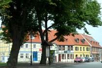Ferienhaus Mecklenburgische Seenplatte Wesenberg Strasen Umgebung Röbel