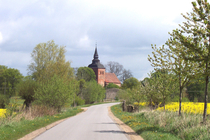 Schloen Kirche