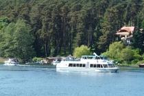 Müritz Fahrgastschifffahrt Eldenburg
