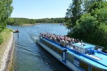 Müritz Fahrgastschifffahrt Kölpinsee