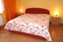 Ferienwohnung Mecklenburgische Seenplatte Malchow Schlafzimmer