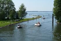 Kanal zum Plauer See
