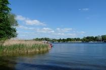 Müritz am Ufer
