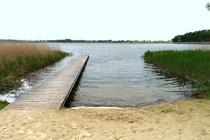 Feldberger Seenlandschaft Badestrand Rödliner See