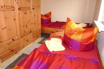 Feldberger Seenland Blankensee Schlafzimmer