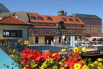 Ferienhaus bei der Ostsee in Ueckermünde am Stettiner Haff Umgebung