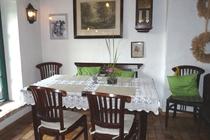 Ferienwohnung Nähe Ostsee Sagerheide Café