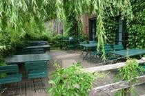 Ferienwohnung Nähe Ostsee Sagerheide Biergarten Café