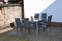 Mecklenburger Seenplatte Ferienhaus am See Terrasse