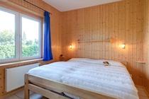 Ferienhaus Krakower See Serrahn drittes Schlafzimmer