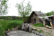Ukranenland Torgelow Haus