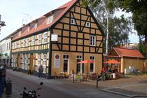 Ferienwohnung in Ueckermünde am Stettiner Haff Umgebung Ueckermünde Pfarrwitwenhaus