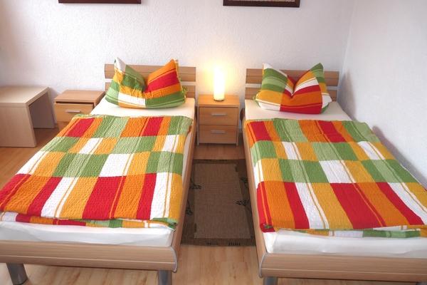 Ferienwohnung in Ueckermünde am Stettiner Haff Betten