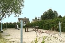 Ostsee Ueckermünde Stettiner Haff Badestrand Spielplatz