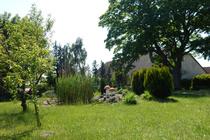 Fewo in Feldberger Seen Gartenteich