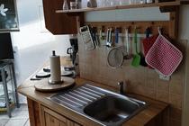 Ferienhaus Malchow Fleesensee Küche