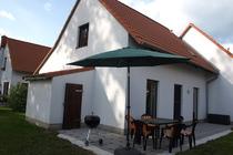 Ferienhaus Rechlin Müritz Hausansicht