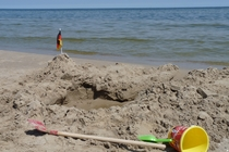 Ostsee Sandstrand