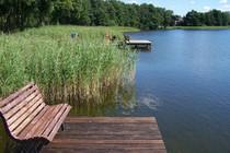 Ferienwohnung Mecklenburgische Seenplatte Dabel Holzendorfer See am Ufer