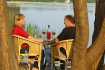Ferienwohnung Mecklenburgische Seenplatte Dabel Holzendorfer See Romantik erleben