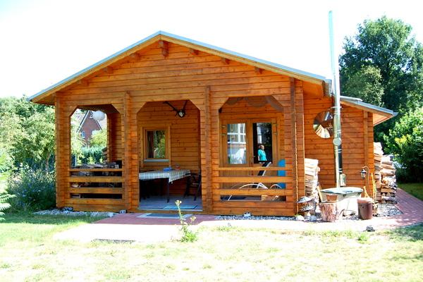 Schweriner Seenlandschaft Ferienhaus
