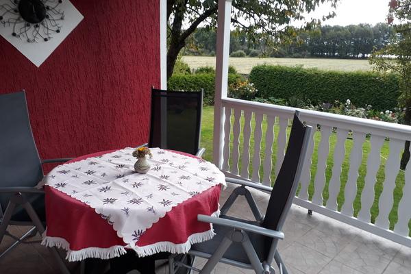 Ferienhaus Seeblick Fürstenberg
