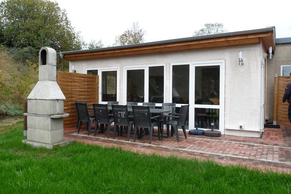 Ferienhaus am See Holzendorf