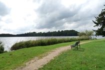 Dobbertiner See  am Ufer Kloster