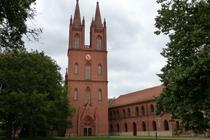 Dobbertiner See Klosterblick